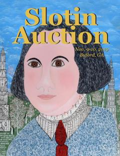 Slotin Folk Art Auction