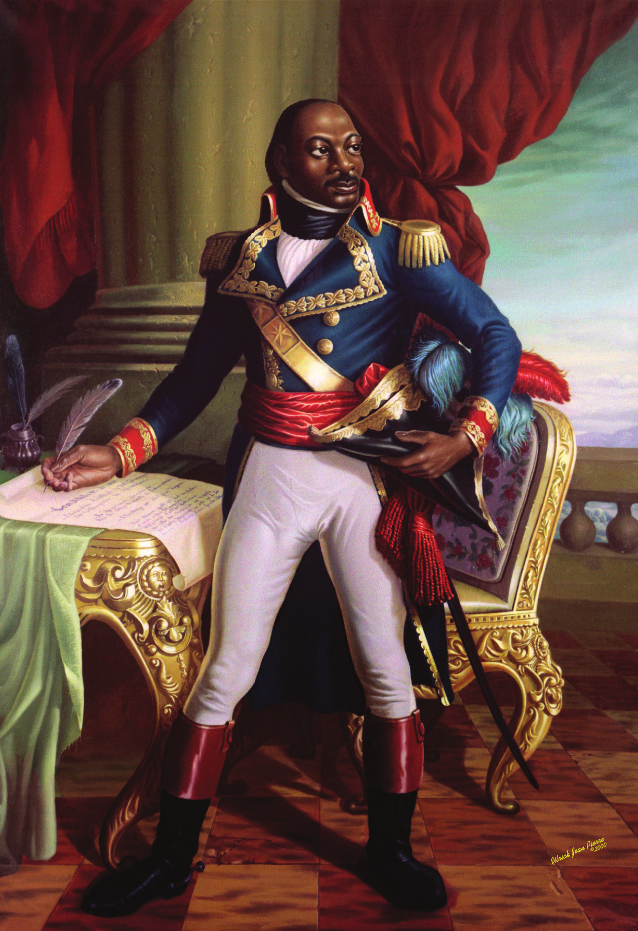 General Toussaint Louverture, 2000