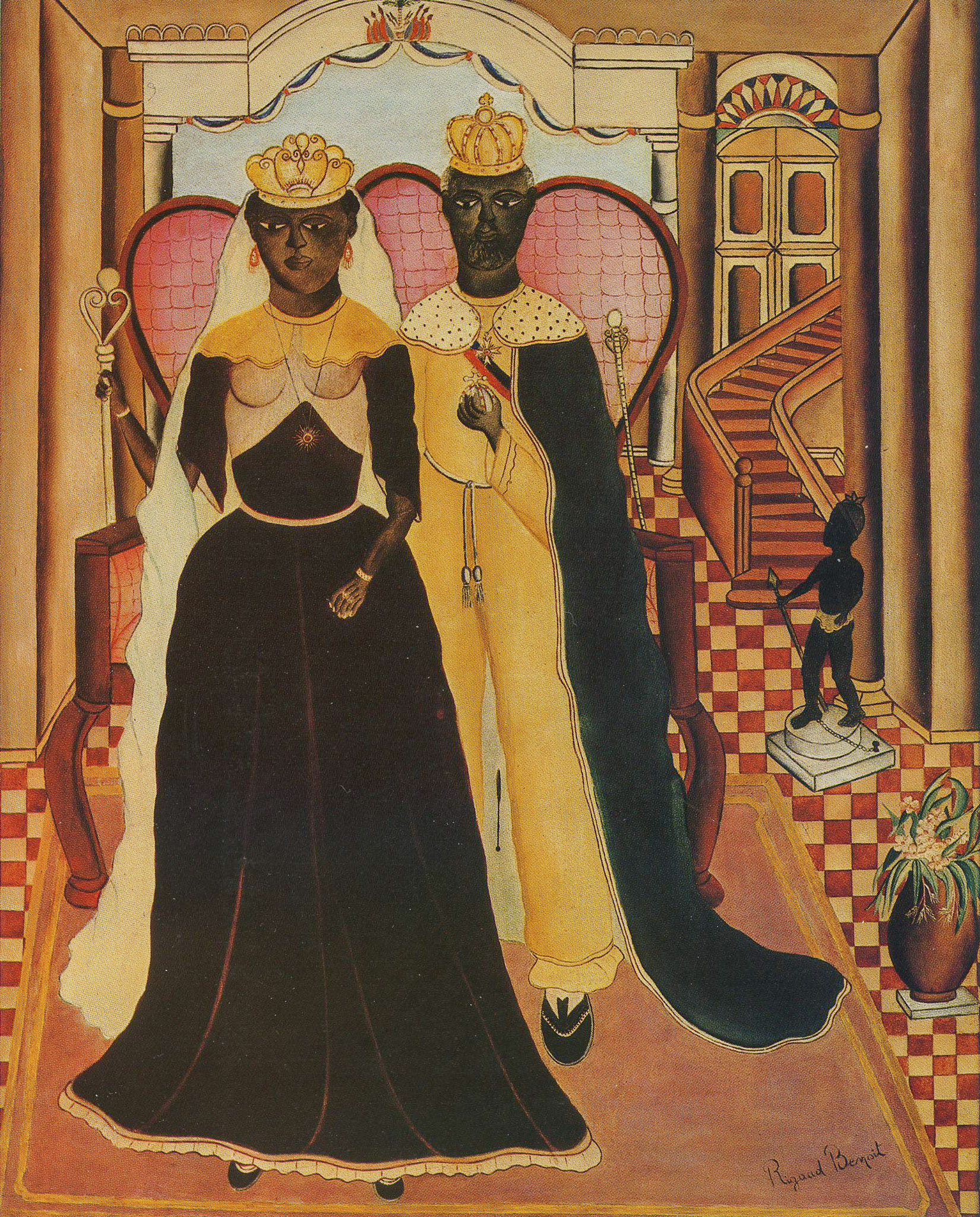 King and Queen, 1947