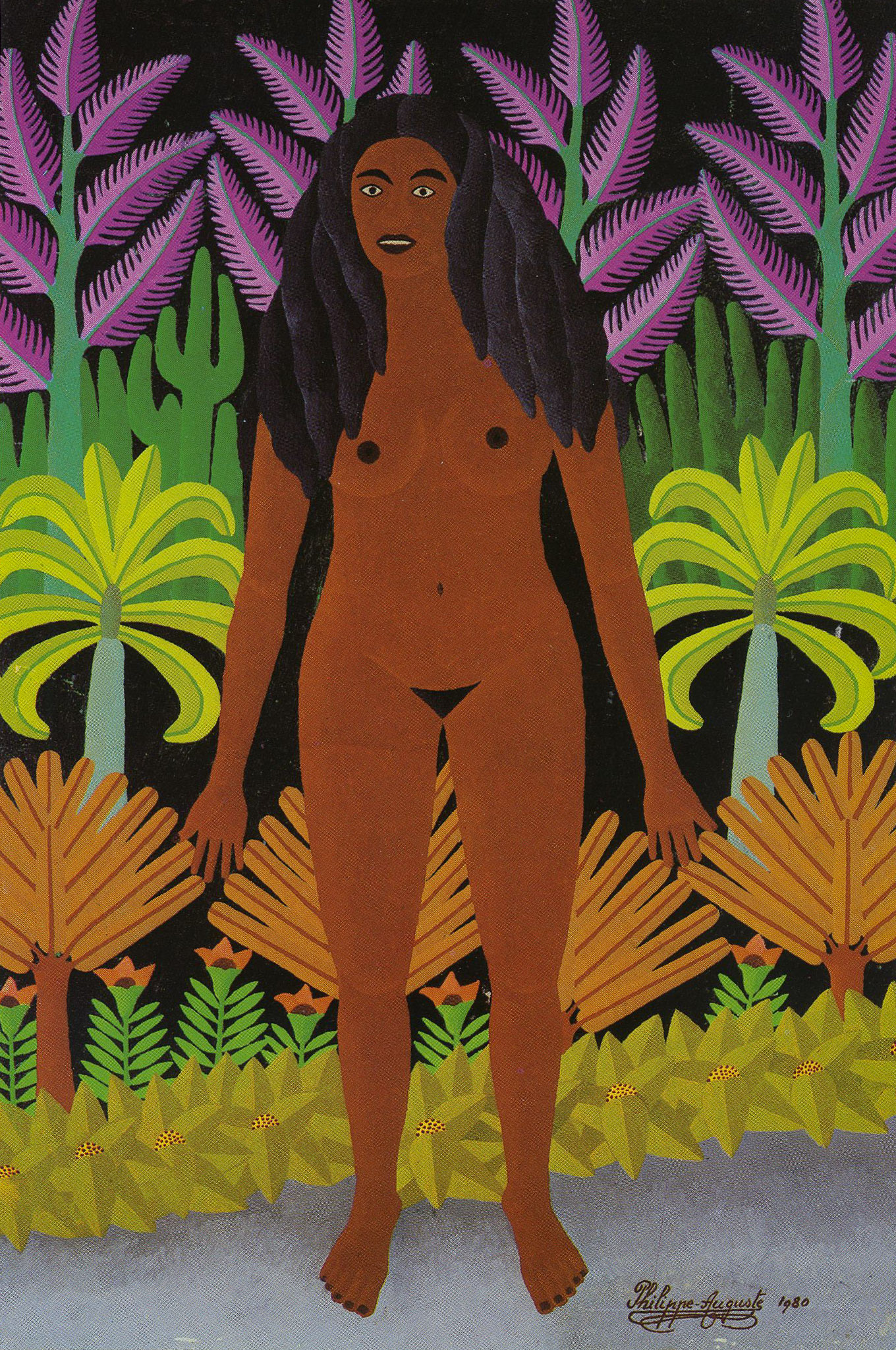 Female Nude, 1980