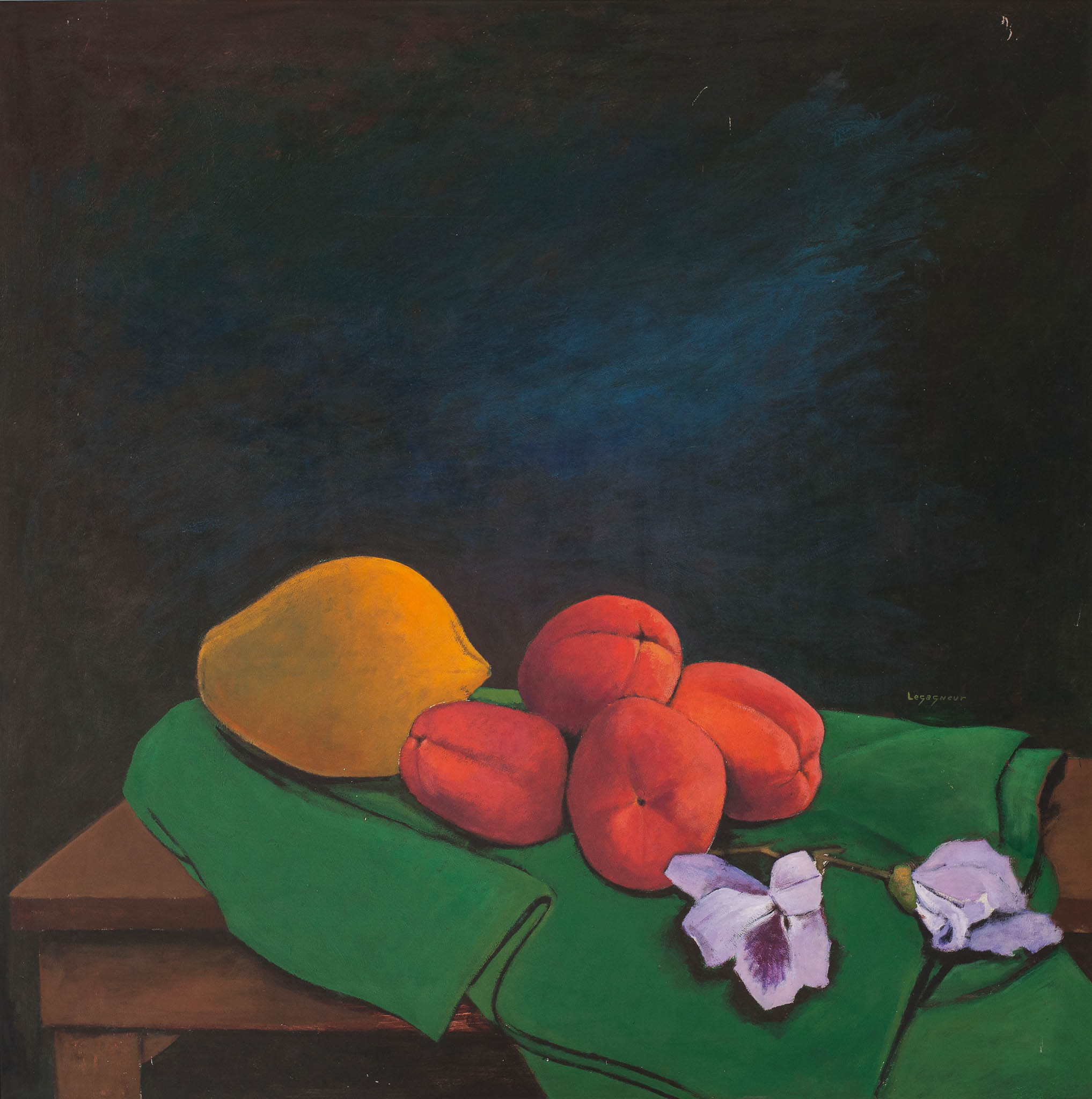 Fruit and Flowers, 1996