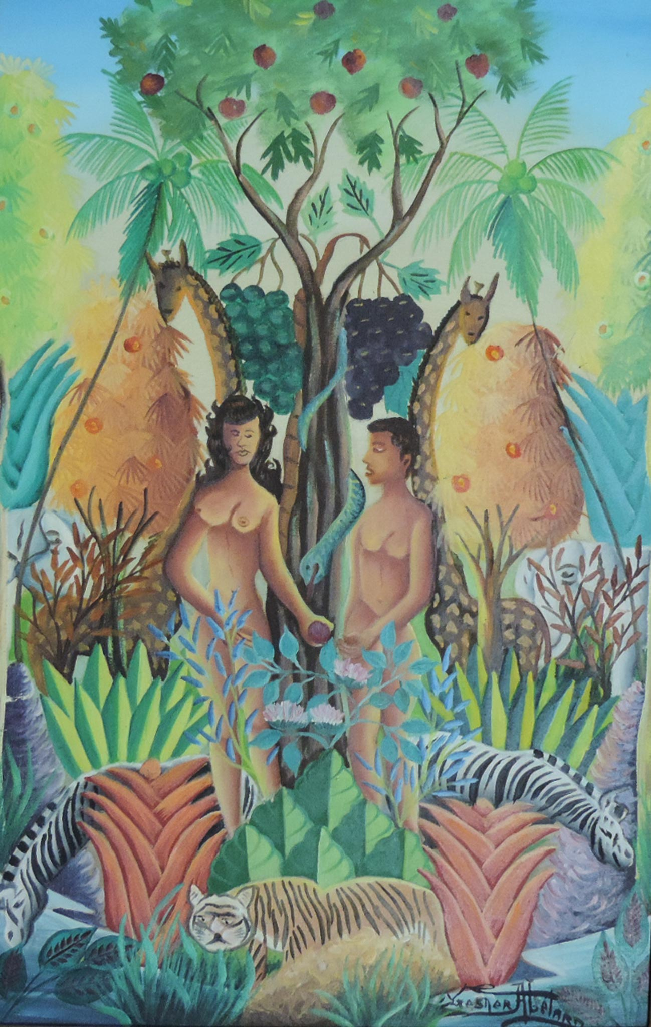 Adam and Eve, 1970s