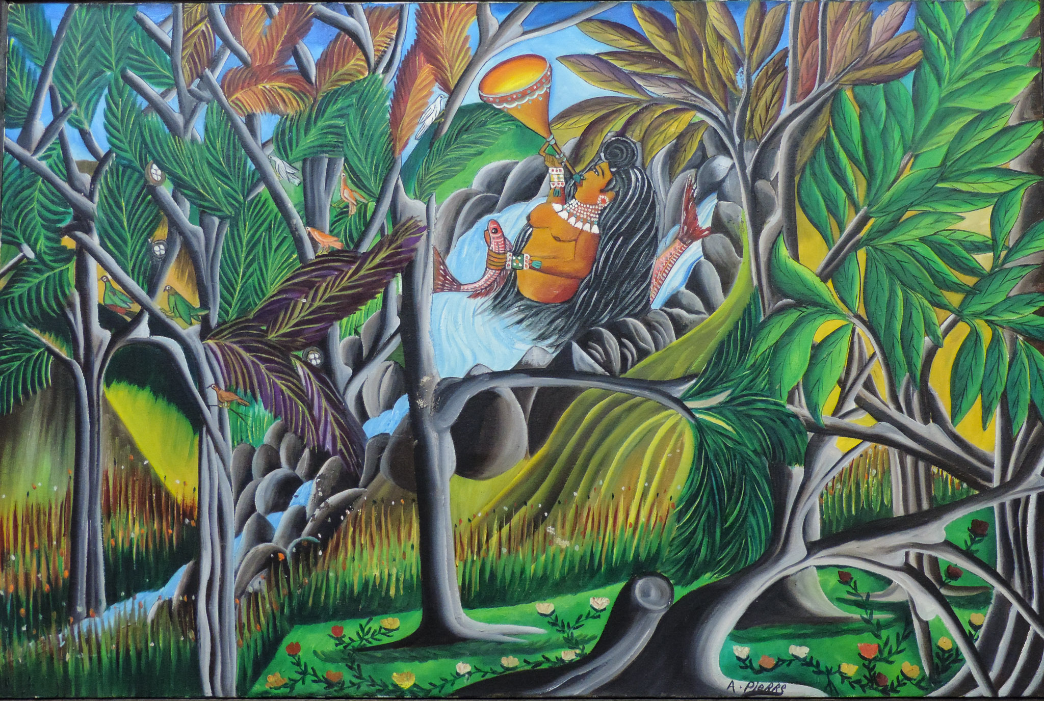 LaSirene in Jungle, 1960-70s