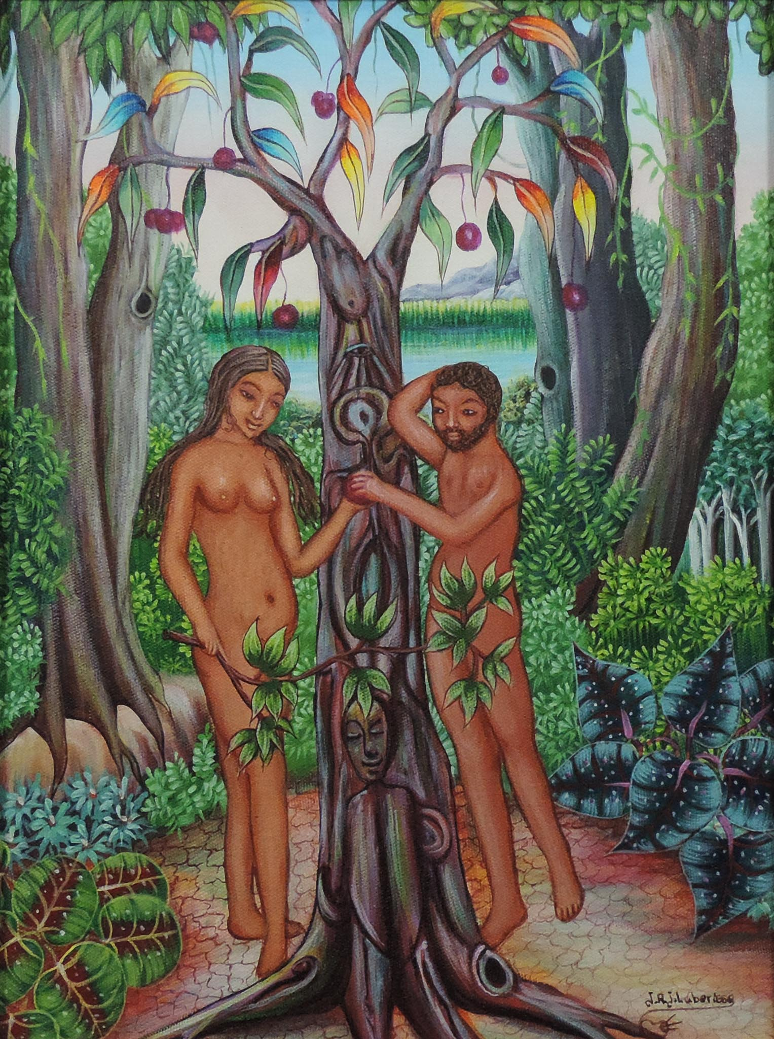 Adam and Eve, 2000s