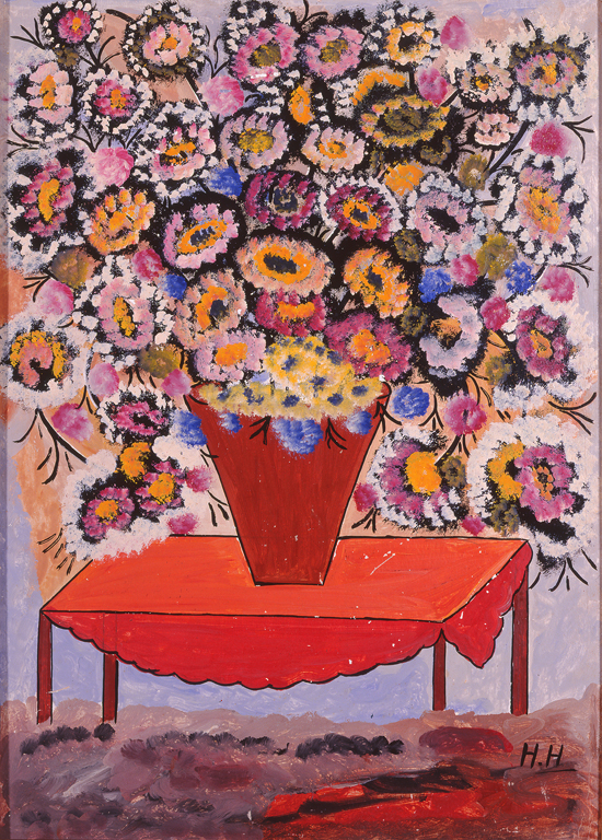 Flowers on Table, 1946