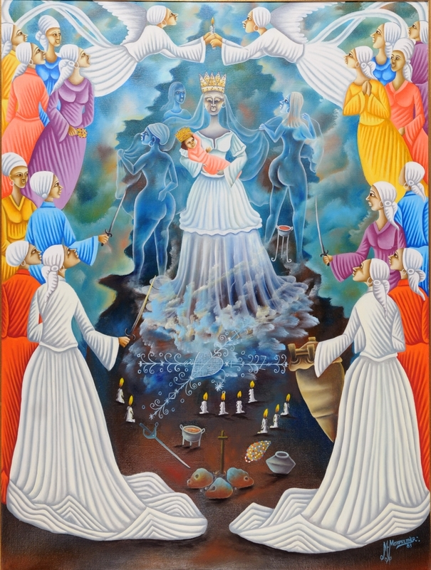 Erzuli, Queen of Heaven, 1983