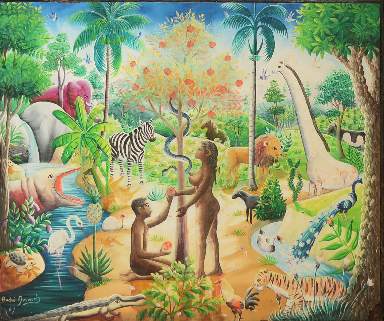 Paradise (Adam and Eve)