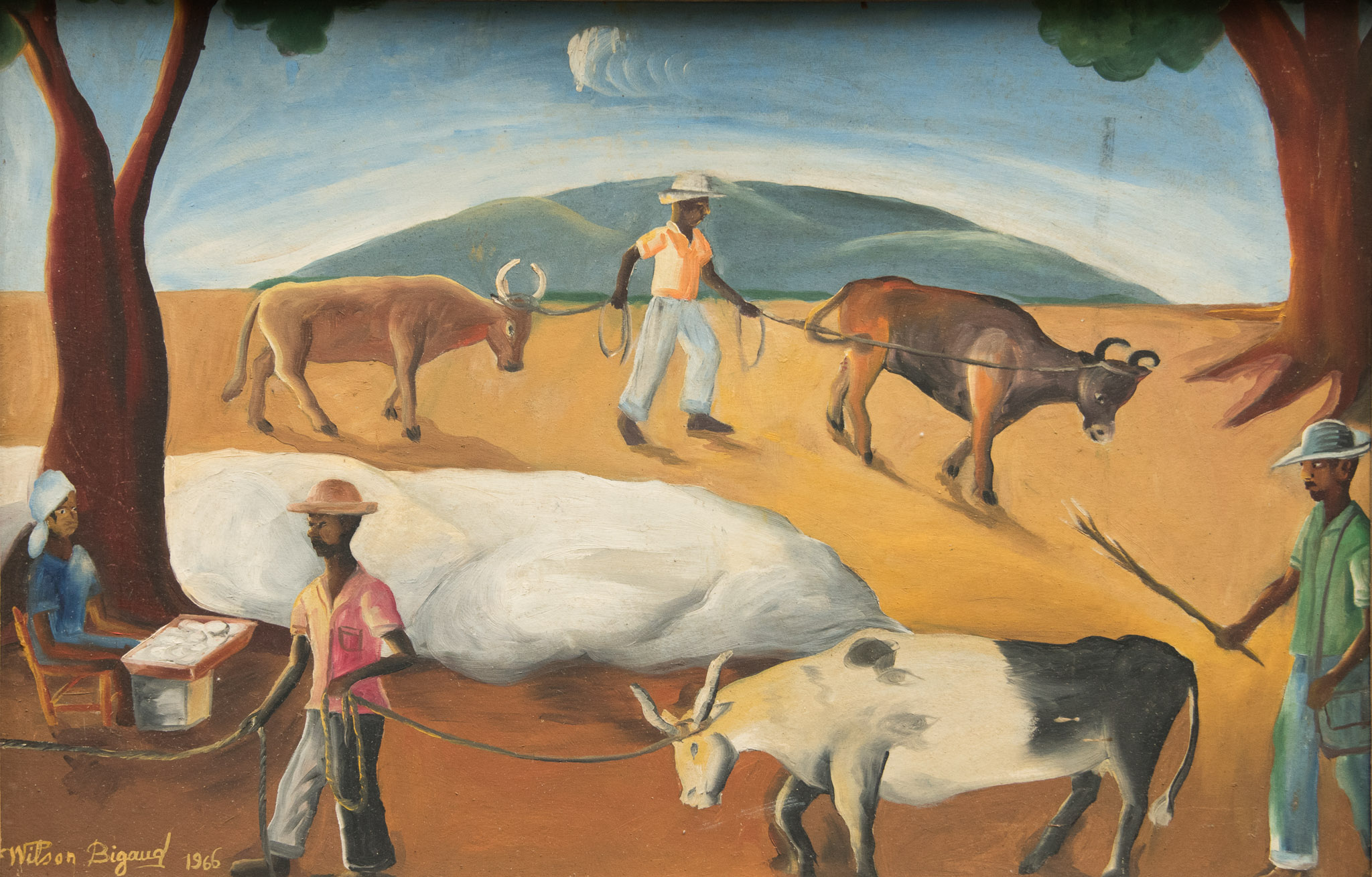 Cattle, 1966