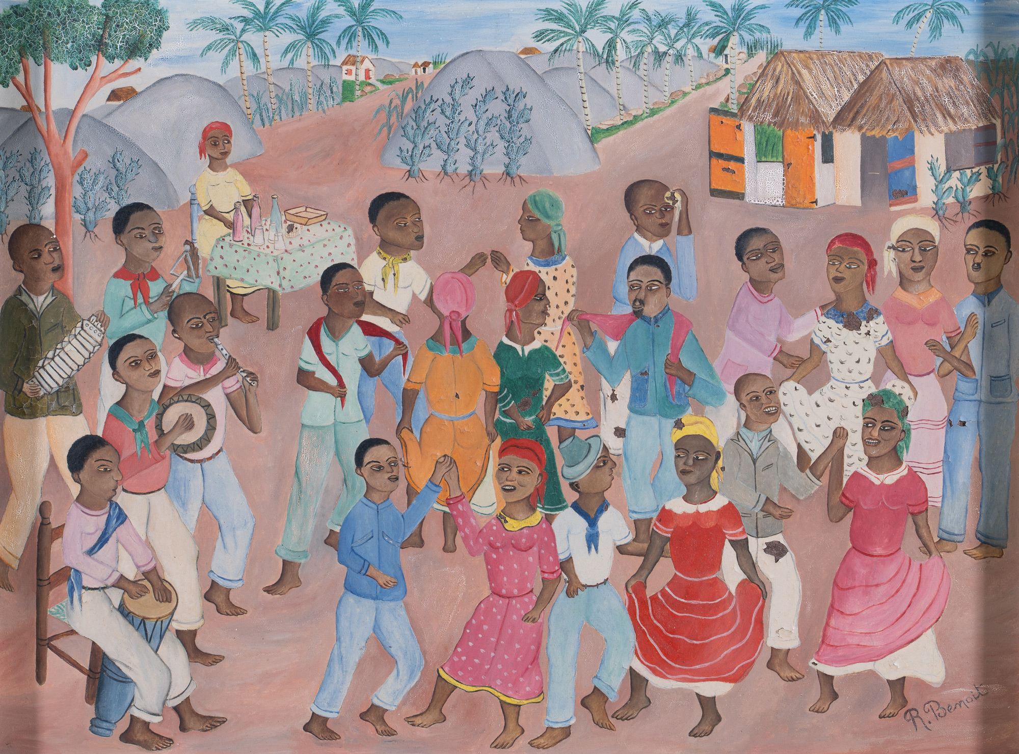 Country Dance, 1948-52